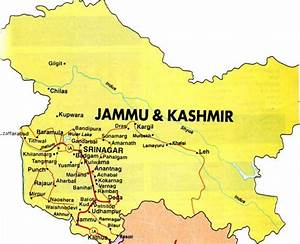Jammu & Kashmir Parliament constituency list, Jammu ...