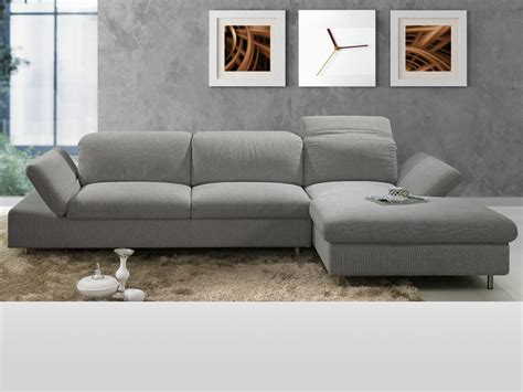 canapé d angle moelleux canapé d 39 angle tissu