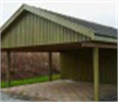 Flachdach Für Das Carport » Formen, Materialien & Anbieter