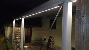 Led Beleuchtung Für Carport : terrassen berdachung led stripes weterra terrassend cher ~ Whattoseeinmadrid.com Haus und Dekorationen