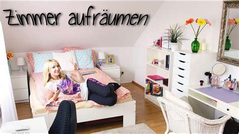 Zimmer Ordentlich Halten by Zimmer Aufr 196 Umen 10 Tipps Meine Routine
