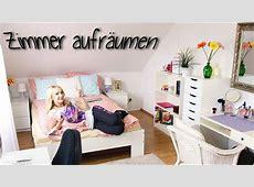 ZIMMER AUFRÄUMEN 10 Tipps Meine Routine! YouTube