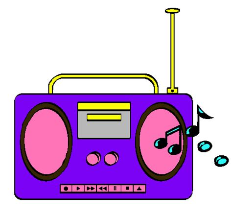 dibujos radios imagui