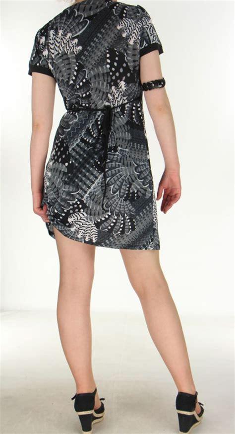 robe courte fluide ete robe courte d 233 t 233 fluide et imprim 233 e balamani