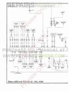 Volvo Vn Truck Workshop Service Repair Manual Pdf Download
