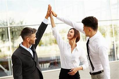 Happy Communication Workplace Employee Successful Importance Because
