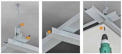 Ausbau Mit Metallunterkonstruktion