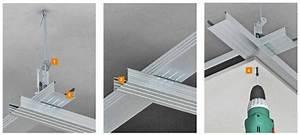 Rigipsdecke Unterkonstruktion Holz : ausbau mit metall unterkonstruktion ~ Frokenaadalensverden.com Haus und Dekorationen