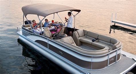 Pictures Of Bennington Pontoon Boats by R25 Dinette Pontoon Boats By Bennington Boats