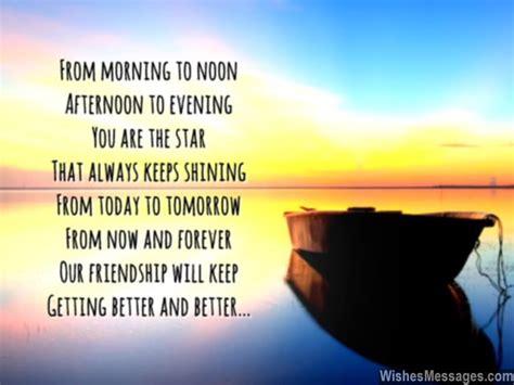 good morning poems  friends wishesmessagescom