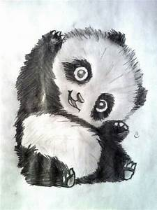 Cuteness overload. don't ask me what's with this panda ...