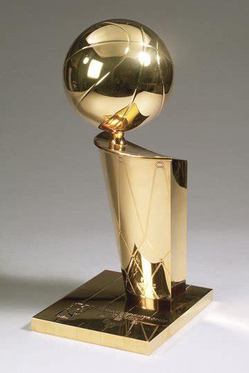 larry obrien championship trophy basketball wiki