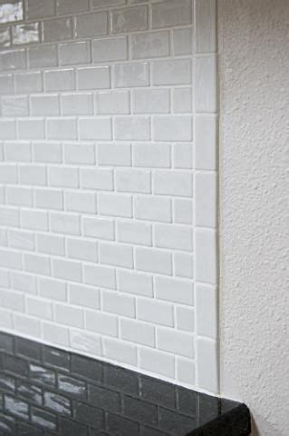 glass tile backsplash  ends ceramic tile advice