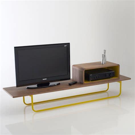banc tv design dan yeffet pour gallery bensimon meuble tv la redoute ventes pas cher