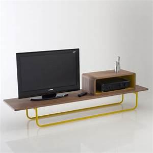 Banc Tv Design : banc tv design dan yeffet pour gallery bensimon meuble tv la redoute ventes pas ~ Teatrodelosmanantiales.com Idées de Décoration