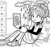 Coloring Bff Pages Dork Diaries Fighting Nikki Printable Clipart Clip Library Template Chloe Been Ve Coloriage Popular sketch template