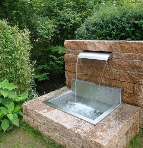 Spiele Mit Wasser Im Garten by Galerie Wasserspiele Michael Krauss Wasser Im Garten