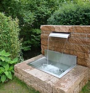 Wasserspiele Im Garten : galerie wasserspiele von michael krauss wasser im garten ~ Michelbontemps.com Haus und Dekorationen