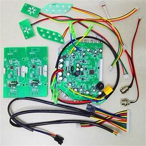Hoverboard Pcb Circuit Board For Balancing Smart Wheel Electric Unicycle Scooter