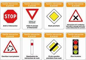 Jeu Code De La Route : jeu des 5 familles de panneaux de signalisation routi re famille intersection jeu d 39 enfant ~ Maxctalentgroup.com Avis de Voitures