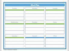 31 Days of Home Management Binder Printables Day #24