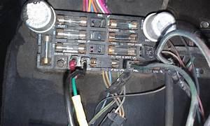 Chevy Truck Fuse Block Diagrams