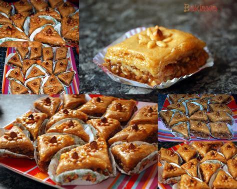 cuisine orientale recette baklawa gateau algerien