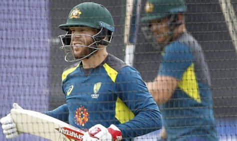 India vs Australia 2020: Injured David Warner Ruled Out of ...
