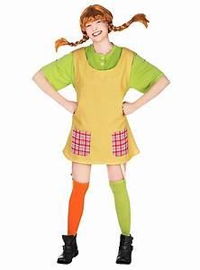 Coole Kostüme Damen : pippi langstrumpf kost m damen ~ Frokenaadalensverden.com Haus und Dekorationen