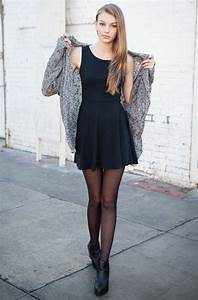 1001 idees fascinantes comment porter des bottines With robe et bottine