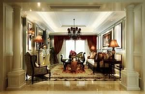 magnificent classic interior design fashion leaves With classic living rooms interior design