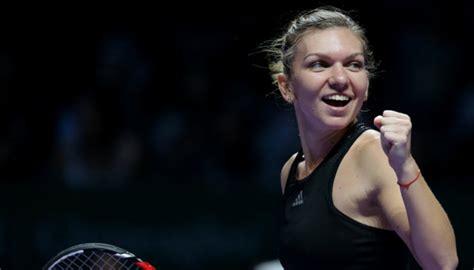 SIMONA HALEP. VIDEO WTA a stabilit cel mai spectaculos meci al anului » Simona Halep a fost protagonistă și a câștigat duelul