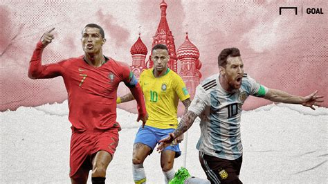 ronaldo  messi dont   dominate  world cup