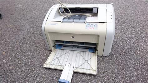 تحقق من طابعة hp deskjet ink advantage 3700، فهي أصغر طابعة متكاملة بنفث الحبر على مستوى العالم. HP LaserJet 1018, pisač, printer