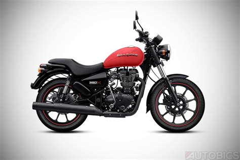 Royal Enfield Bullet 350 2019 by Royal Enfield Thunderbird X Motorcycles Launched In India