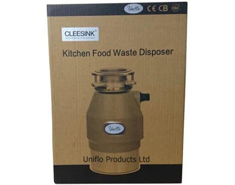 kitchen sink waste disposal units kitchen sink waste disposal unit insinkerator 8560