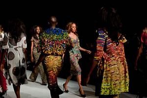 Nigeria, on the Fashion Catwalk - The New York Times