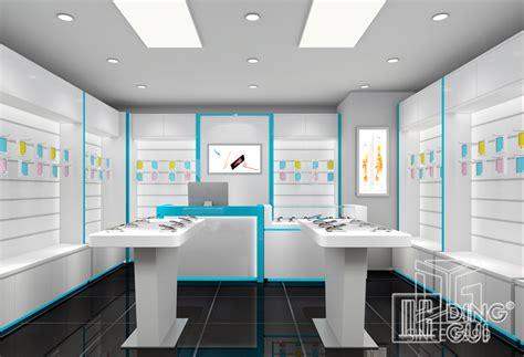 Mobile Phone Shop by El73 Stylish Commercial Mobile Phone Shop Counter Design