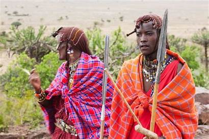 Maasai Spitting African Tribe Traditions Tribal Tribes