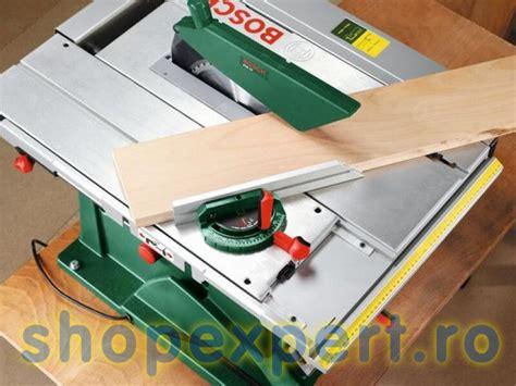 Bosch Pts 10 Ferastrau Circular De Banc 1400 W Shopexpertro