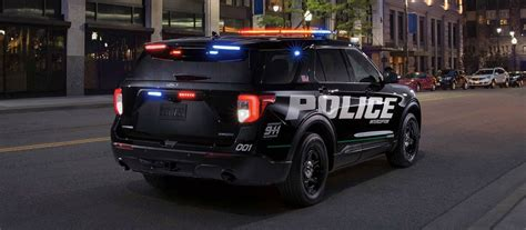 ford police interceptor utility specs  car
