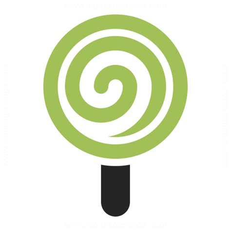 grey sugar lollipop icon iconexperience professional icons o