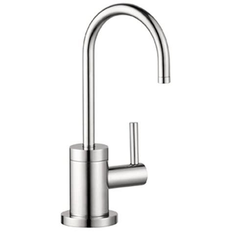 home depot delta kitchen faucets hansgrohe talis s lever faucet in steel