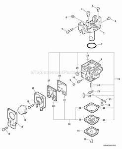 Echo Srm-225 Parts List And Diagram