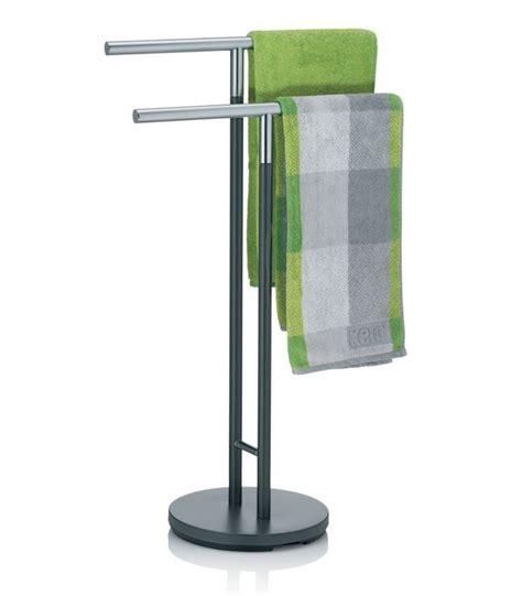 porte serviette salle de bain sur pied obasinc