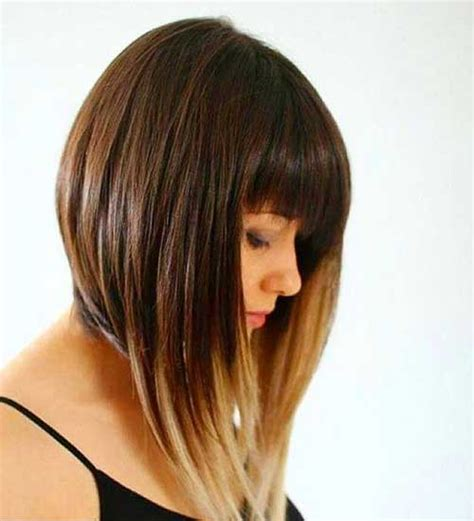 trend ombre bob hairstyles bob hairstyles