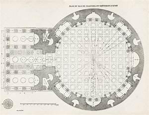 Roman Pantheon Floor Plans | TheFloors.Co