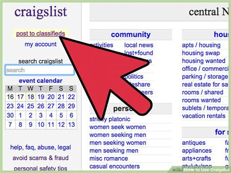 craigslist  pictures wikihow