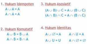 Sekilas Matematika Diskret  U2013 Teori Himpunan