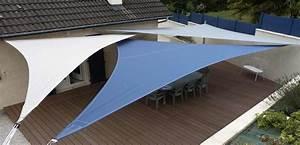 Voile Pour Terrasse : voile ombrage photos accueil design et mobilier ~ Premium-room.com Idées de Décoration